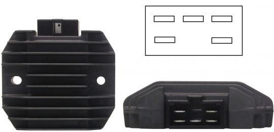 Picture of Yamaha YP 250 R X-Max 13 Regulator Rectifier