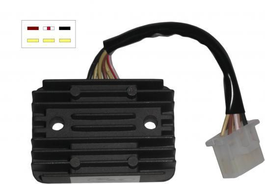 Picture of Regulator Rectifier - Alternative