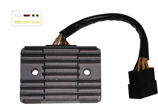 Picture of Regulator Rectifier - From Japan
