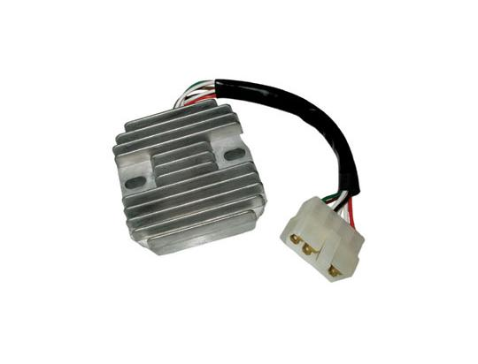 Picture of Yamaha XJ 650 Turbo 82-85 Regulator Rectifier - by Electrex