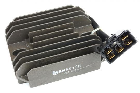 Suzuki Gsxr 600 K3  Zk3 03 Regulator Rectifier Parts At