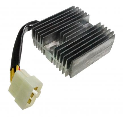 Picture of Kawasaki GPX 250 RII (EX 250 G) 88 Regulator Rectifier - by Electrex