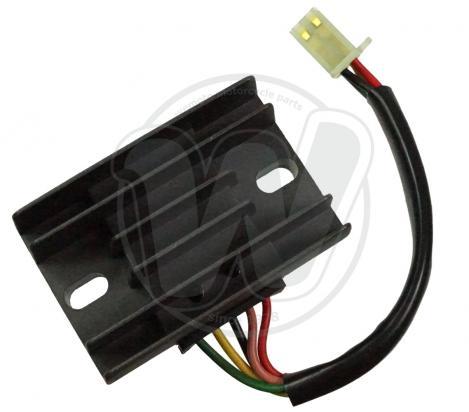 Electrex Regulator Rectifier RR267 Honda MTX125 / XL100 / XL125R / XL200R /  XL250R / XL250S / XL350R