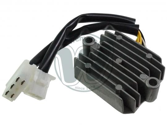 Picture of Honda CBX 400 F/F2 82-85 Regulator Rectifier - by Electrex