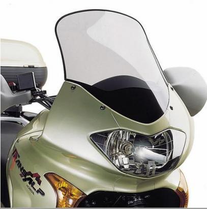 Picture of Givi Specific Fitment Windscreen Honda Transalp 650 2000-2007 Smoked Colour