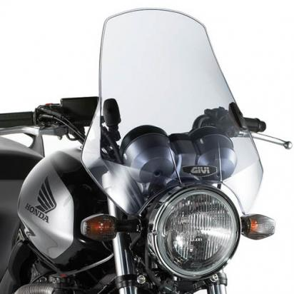 Givi A660 AIRSTAR Screen For Maxi-Bike   Smoked Colour