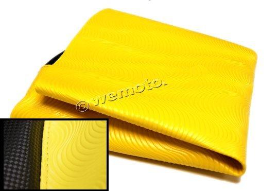 Seat Cover - Yellow
