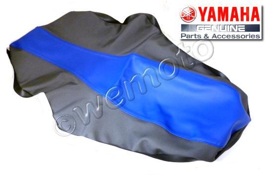 Picture of Yamaha XT 660 R 04-09 Seat Cover - Blue
