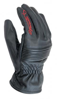Picture of Spada Gloves Freetime - Summer Gloves -Black Small