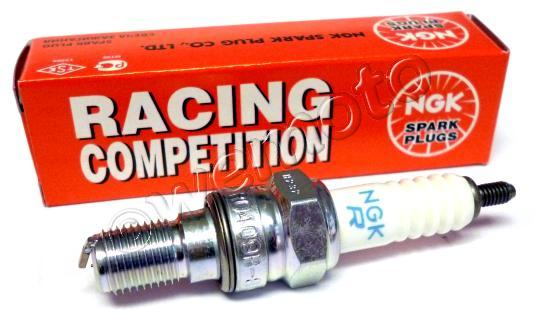 Picture of NGK Spark Plug R0409B-8 Iridium Racing Competition