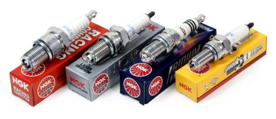 Picture of Spark Plug NGK  Racing