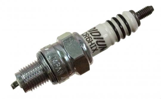 Picture of Honda XR 70 RV/RW/RX 97-99 Spark Plug NGK Iridium