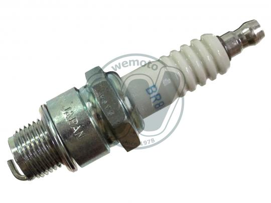 Picture of Yamaha NS 50 Aerox Naked 16 Spark Plug NGK