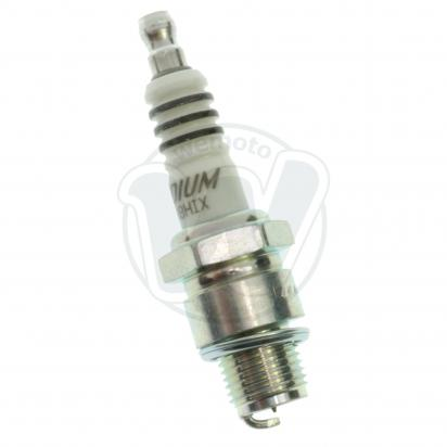 Picture of Yamaha NS 50 Aerox Naked 16 Spark Plug NGK Iridium