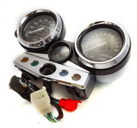Picture of Clocks Speedometer In KPH Honda CB 400 1995-1996 as 37100-MY9-751