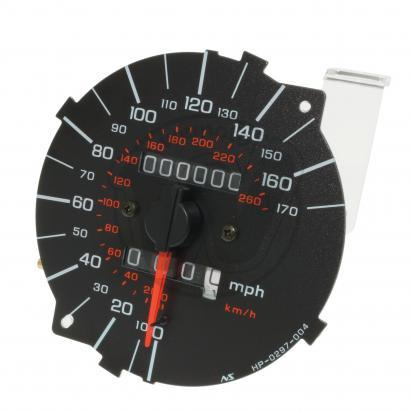 Picture of Speedo(MPH) Honda VFR750 FR FS FT FV OEM No 37200-MZ7-601