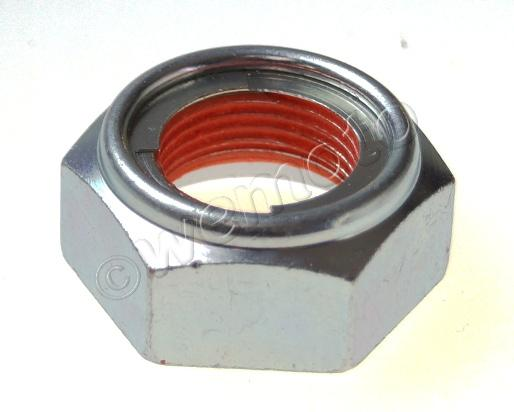 Picture of Front Sprocket Retaining Nut - As Suzuki 09159-20004