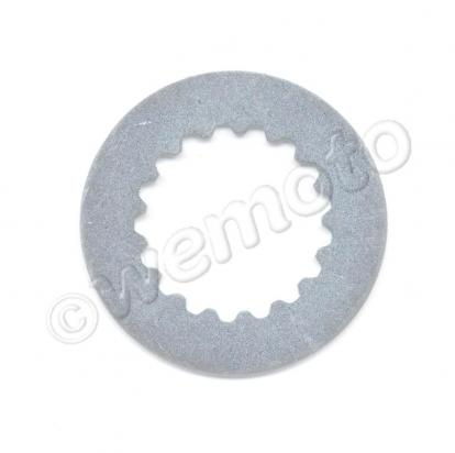 Picture of Front Sprocket Retaining Plate - 244, 1904