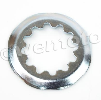 Picture of Front Sprocket Retaining Plate - 92200-0260  92200-1234  92200-1060   92022-1336