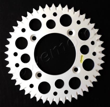 Sprocket Rear - Alloy - Less 1 Tooth (Check Chain Length)