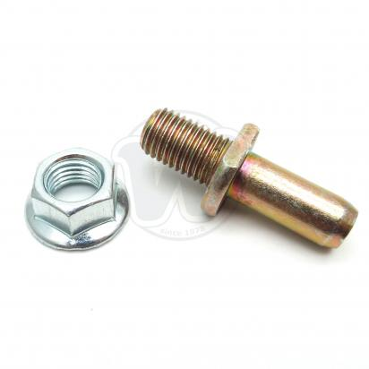 Picture of Rear Sprocket  Retainer Nut and Bolt / Stud