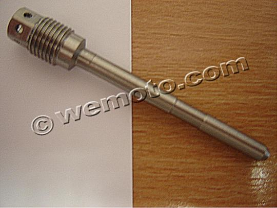 Picture of Front Caliper Brake Pad Retaining Pin (Stainless Steel) Race Spec Drilled