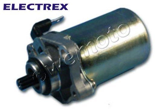 Picture of Starter Motor - by Electrex