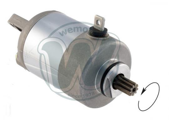 Picture of Italjet Jupiter 125 03 Starter Motor