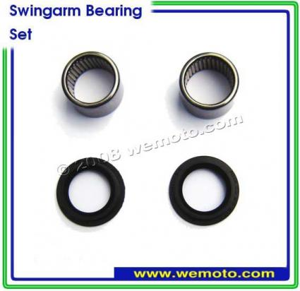 Picture of Kawasaki EX 300 Ninja 13 Swinging Arm Pivot Bearing Kit (Slinky Glide)