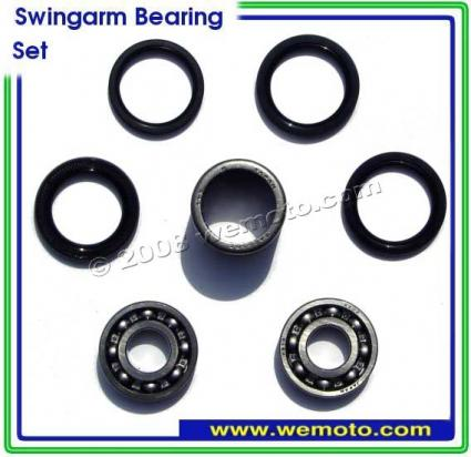 Picture of Swinging Arm Pivot Bearing Kit (Slinky Glide)