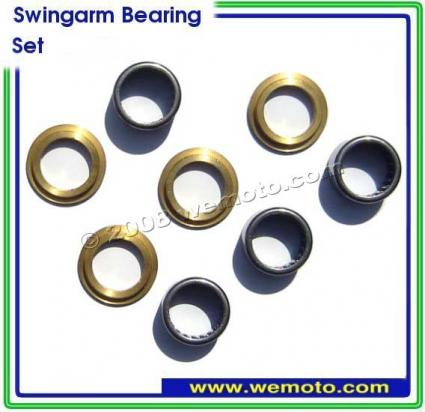 Swinging Arm Pivot Bearing Kit