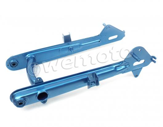 Picture of Honda C 90 G/N Cub 87-94 Swinging Arm Assembly - Blue