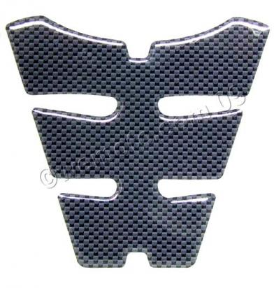 Picture of Tank Pad Carbon Fibre Look length 120mm Width 130mm