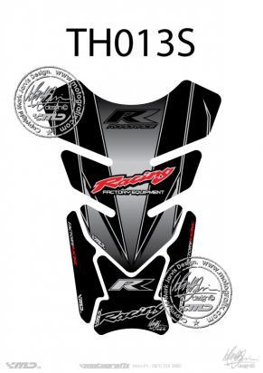 Picture of Tank Pad Honda Style CBR RR 900 1000 Motografix, Approx. Size H=21cm/W=15cm