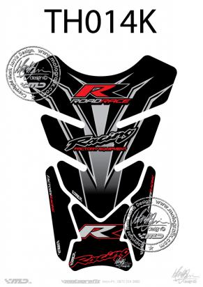 Picture of Tank Pad Honda Style CBR 1000 RR Motografix, Approx. Size H=21cm/W=15cm