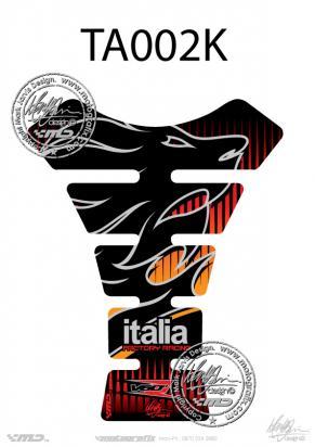 Picture of Aprilia Style RSV Mille RS250 RSV4 R Falco Motografix Tankpad, Approx. Size H=22cm/W=17cm
