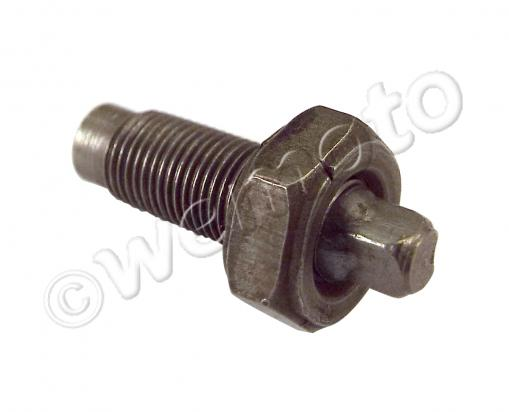 Picture of Honda CD 175 A (Sloper) VIN from 1017136 68 Tappet Adjusting Screw