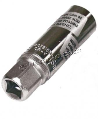 Spark Plug Socket 16mm - Magnetic, 3/8