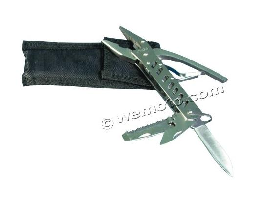 Picture of Pocket Workshops - 6pc Stainless Steel inc Blade and File