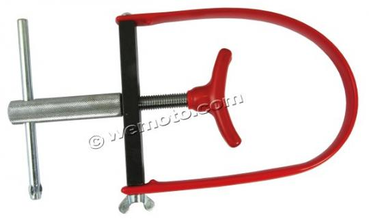 Picture of Pulley Holder - Universal 45-120mm