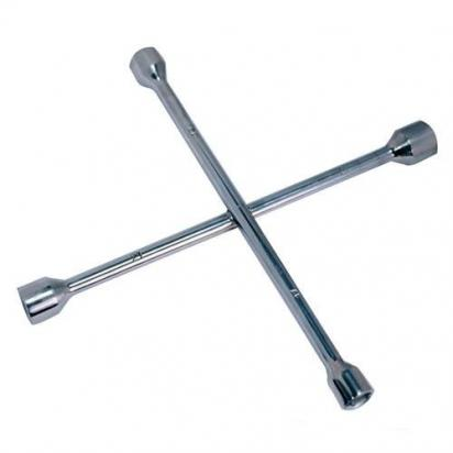 Picture of Spanner Cross Wrench  17-19-21-23 mm