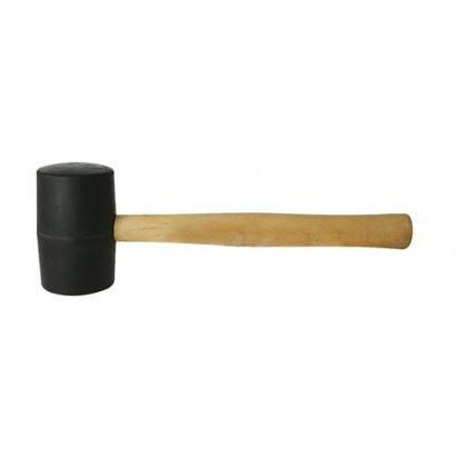 Picture of Mallet - Black Rubber Mallet 16oz
