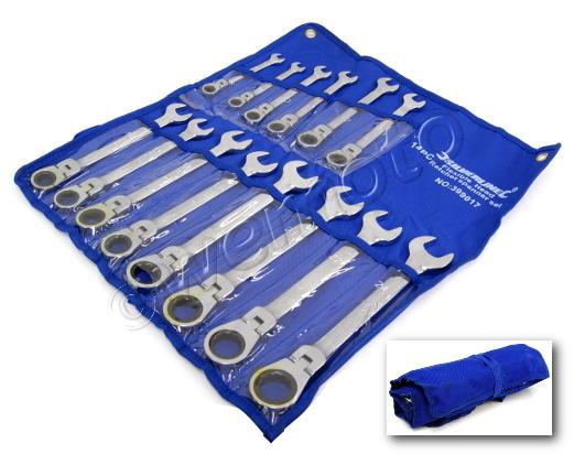Picture of Spanner Set 14Pce - Ratchet Head