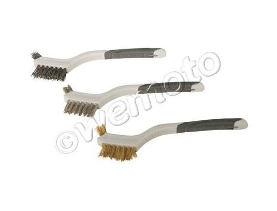 Picture of Mini Wire Brush Set 3pce