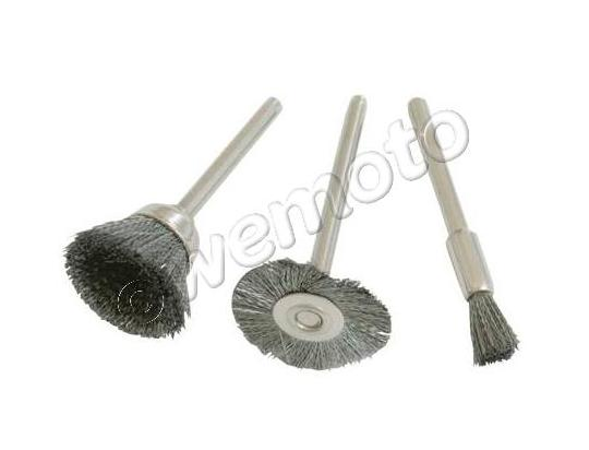 Picture of Steel Brush Set 3 piece