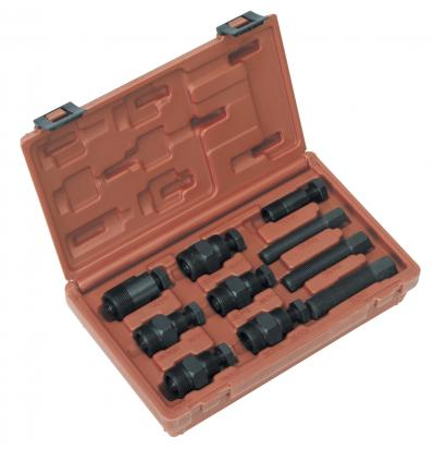 Picture of Sealey Motorcycle Flywheel Puller Set 10pc