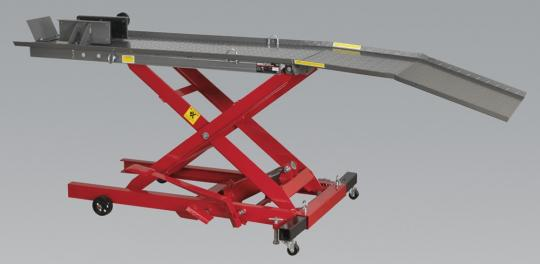 Picture of Sealey Hydraulic Motorcycle Lift 365KG Capacity