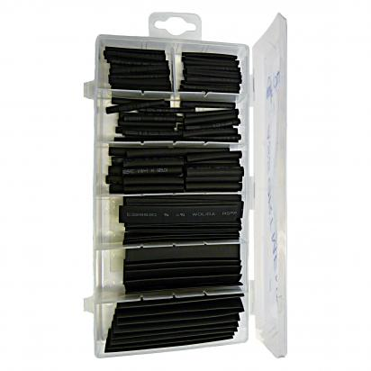Picture of 127 Piece Heat Shrink Assortment