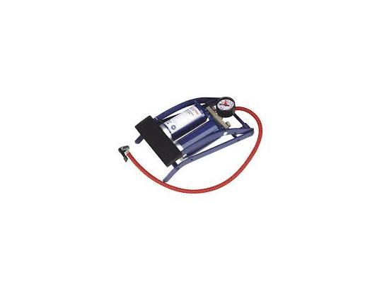 Air Pump Foot  Heavy Duty Double Barrel