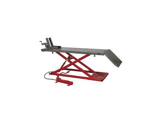 Picture of Sealey Motorcycle Lift 680kg Capacity Heavy-Duty Air/Hydraulic